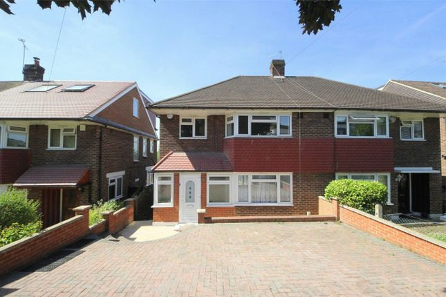 Thumbnail Semi-detached house for sale in Abbotshall Avenue, London