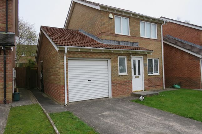 Thumbnail Detached house for sale in Heol Corswigen, Barry