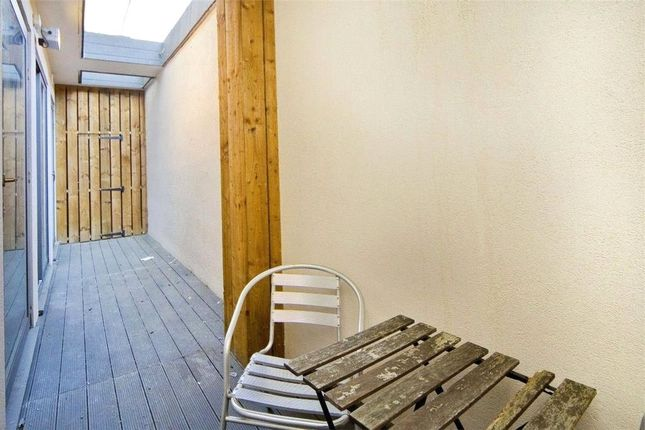 Private Terrace of Holmes Road, Kentish Town, London NW5