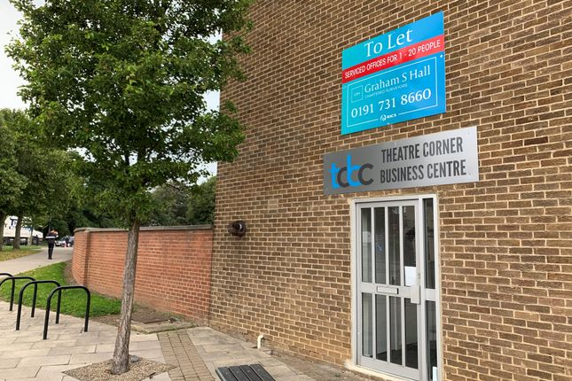 Thumbnail Office to let in Theatre Corner Business Centre, Bishop Auckland