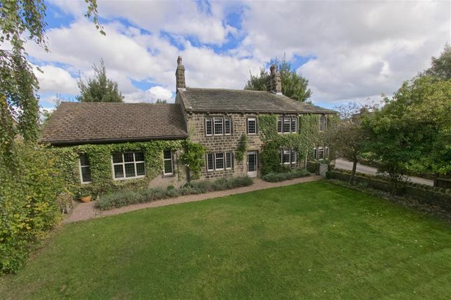 Thumbnail Detached house for sale in Willow House Farm, Main Street, Menston, Ilkley