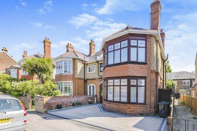 Thumbnail Semi-detached house for sale in Elmhurst Road, Gosport