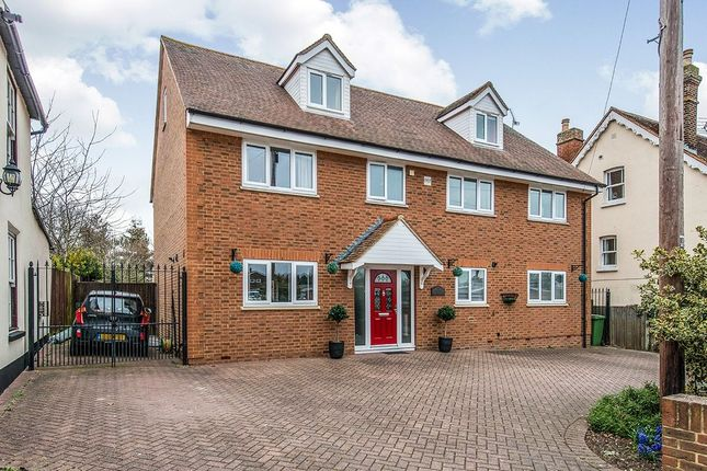 Thumbnail Detached house for sale in Forge Lane, Upchurch, Sittingbourne