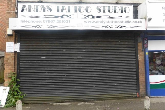 Thumbnail Retail premises to let in Tyburn Road, Erdington, Birmingham