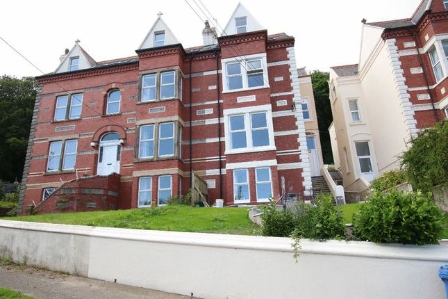 Thumbnail Semi-detached house for sale in Pinehurst, Crescent Road, Ramsey