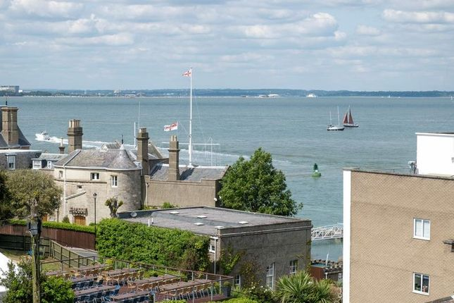 Thumbnail Property for sale in Castle Road, Cowes