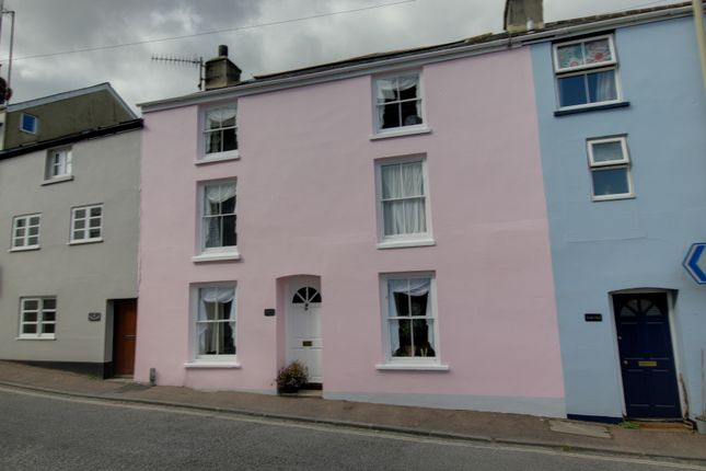 Thumbnail Terraced house for sale in Church Road, Stoke Fleming, Dartmouth