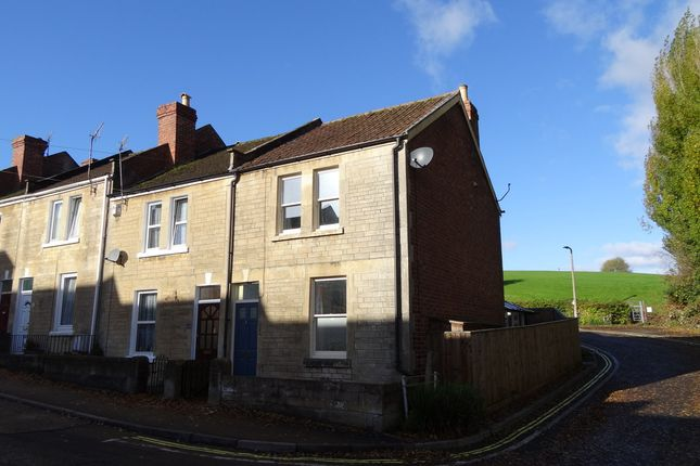 Thumbnail End terrace house for sale in Dartmouth Avenue, Oldfield Park, Bath