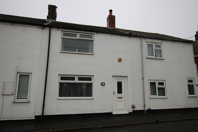 Thumbnail Terraced house for sale in Bridge Street, Billinghay, Lincoln