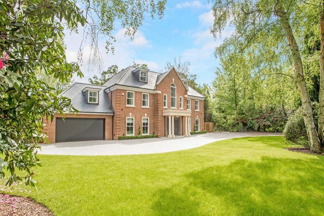 Thumbnail Detached house for sale in Prince Consort Drive, Ascot