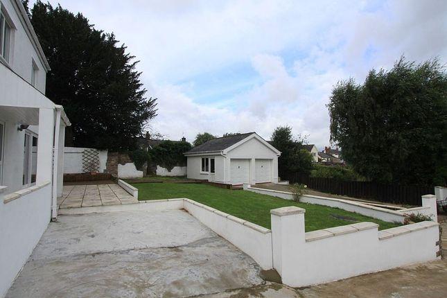 Outside of Bulmore Road, Caerleon, Newport, Newport NP18