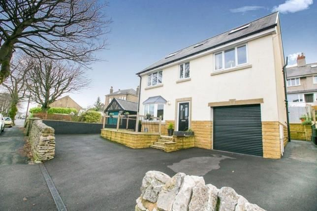 Thumbnail Detached house for sale in Macclesfield Old Road, Buxton, Derbyshire