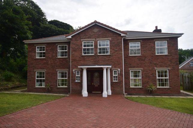 Thumbnail Town house to rent in Glen Darrgh Road, Glen Vine