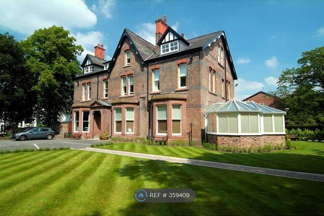 Thumbnail Flat to rent in Lyndhurst Road, Liverpool
