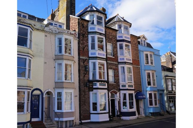 Thumbnail Terraced house for sale in 3 Belle Vue, Weymouth
