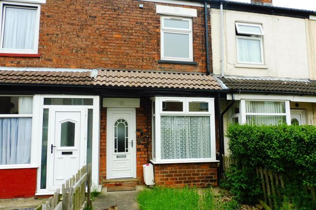 Thumbnail Property to rent in Edward Street, Hessle