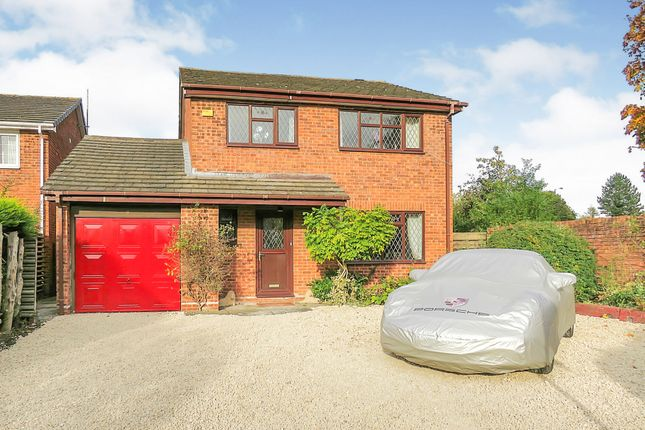 Thumbnail Detached house for sale in Ledwych Gardens, Droitwich