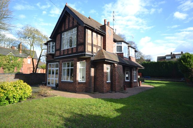 Thumbnail Detached house for sale in Park Avenue, Wolstanton, Newcastle-Under-Lyme