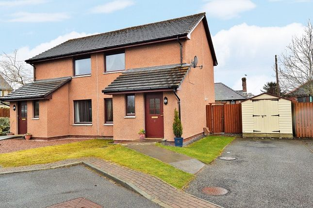2 bed semi-detached house for sale in 11 Fairways Avenue, Muir Of Ord
