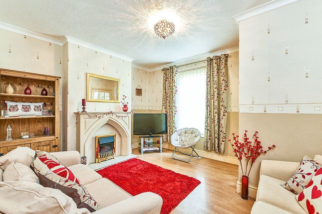Thumbnail Terraced house for sale in Carter Garth, Great Clifton, Workington