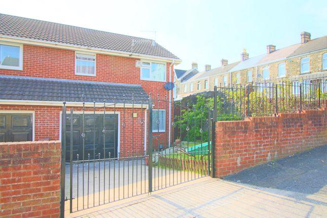 Thumbnail Semi-detached house for sale in Sebastopol Street, St. Thomas, Swansea