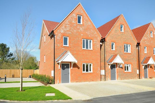 Thumbnail Detached house to rent in Marley Close, Botley