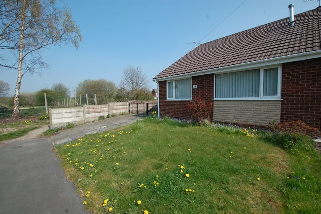 Thumbnail Semi-detached bungalow to rent in Bowness Road, Little Lever, Bolton
