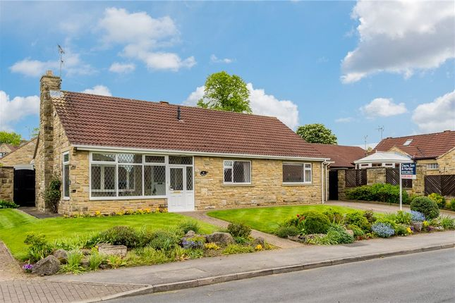 Thumbnail Detached bungalow for sale in Glebe Field Drive, Wetherby, West Yorkshire