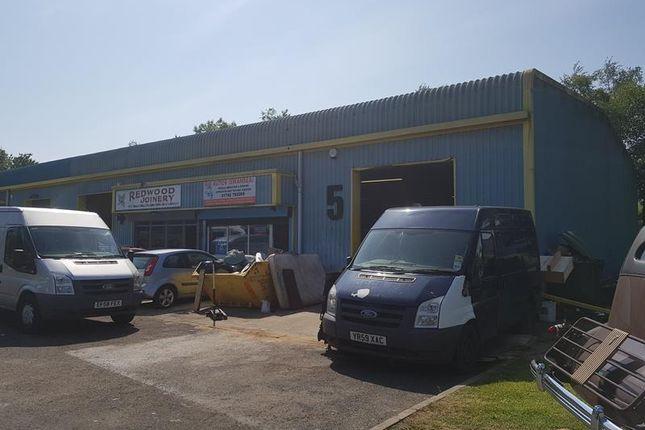Thumbnail Warehouse for sale in Unit 5 Phoenix Business Park, Lion Way, Enterprise Park, Swansea