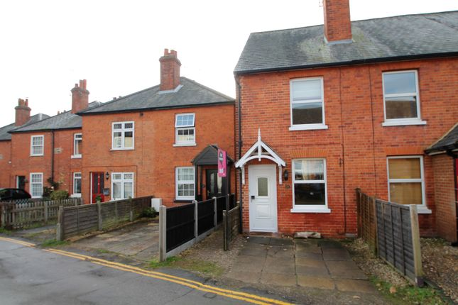 Thumbnail End terrace house to rent in Howard Road, Wokingham
