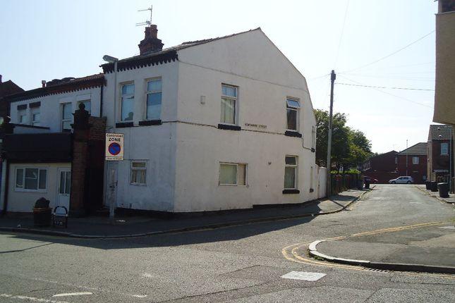 Thumbnail Terraced house for sale in Grange Mount, Prenton