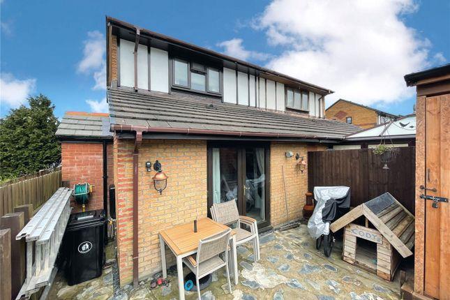 Thumbnail Terraced house for sale in Trevarner Way, Wadebridge