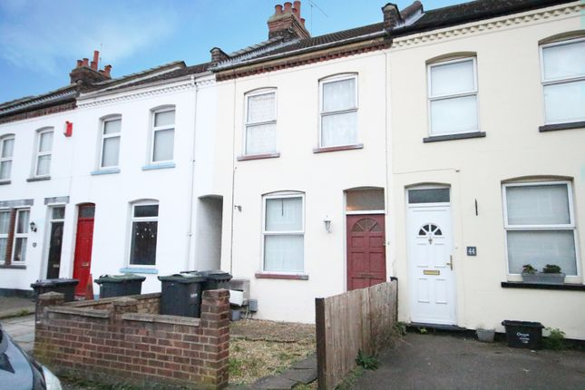 Thumbnail Terraced house for sale in Gardenia Avenue, Luton, Bedfordshire