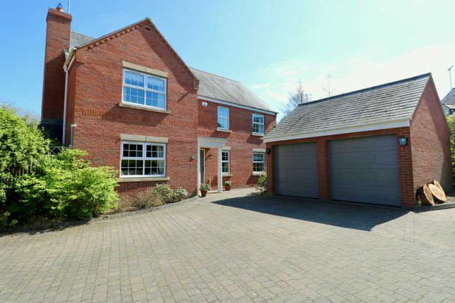 Thumbnail Detached house for sale in Sandfield Lane, Newbold On Stour