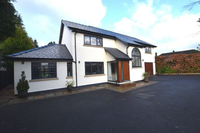 Thumbnail Detached house to rent in Yew Tree Way, Prestbury, Macclesfield