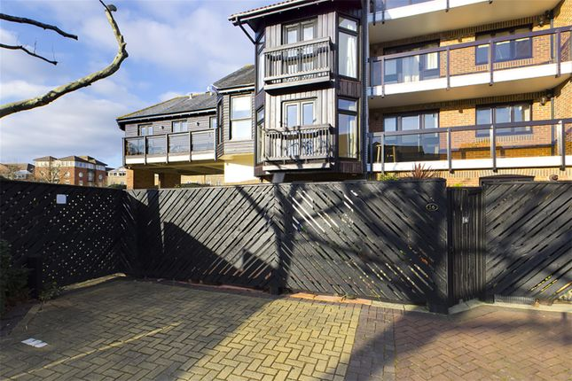 Thumbnail Town house to rent in Cadland Court, Channel Way, Ocean Village, Southampton