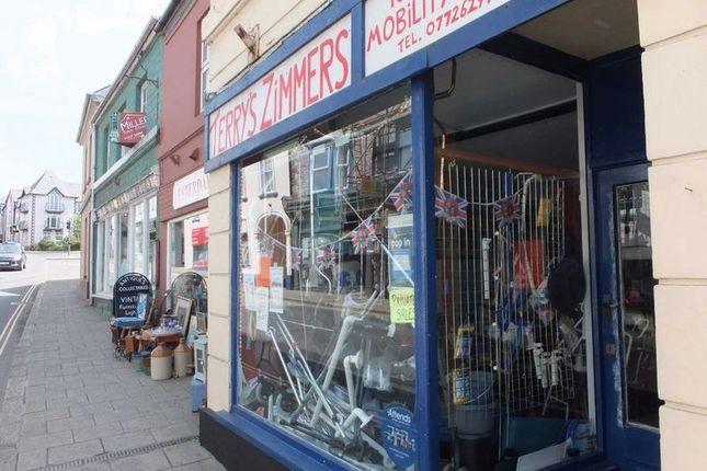 Retail premises for sale in March Court, East Street, Okehampton