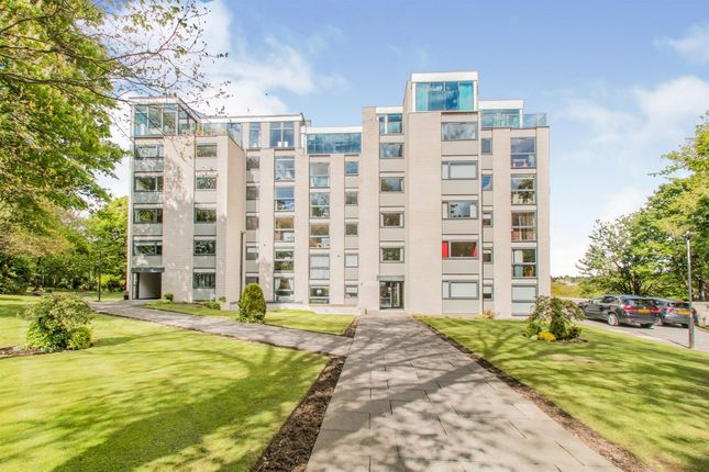 Thumbnail Flat for sale in Lake View Court, Roundhay, Leeds