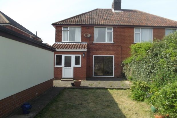 Thumbnail Property to rent in Whitby Road, Ipswich