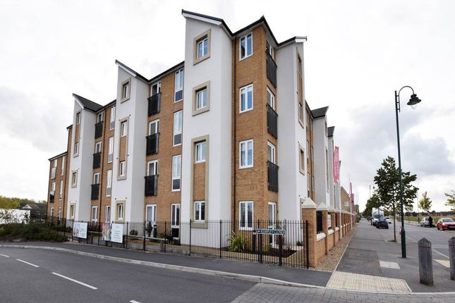 Thumbnail 2 bed property for sale in Cranberry Court, Kempley Close, Hampton