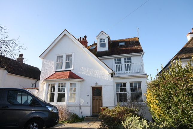 Thumbnail Detached house for sale in Meads Road, Bexhill-On-Sea