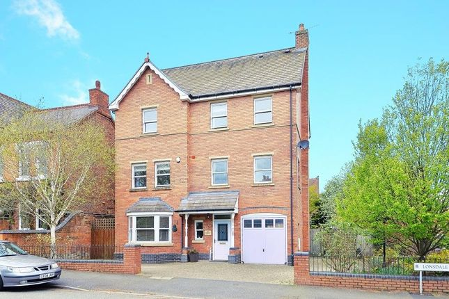 Thumbnail Detached house for sale in Lonsdale Road, Harborne, Birmingham