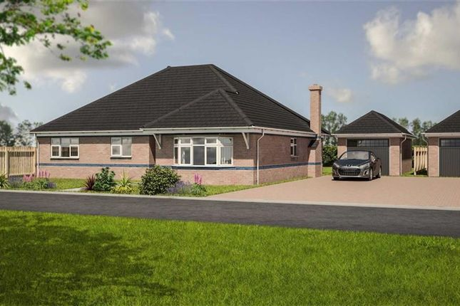 Thumbnail Detached bungalow for sale in Plot 1, Cherry Blossom, Clacton-On-Sea