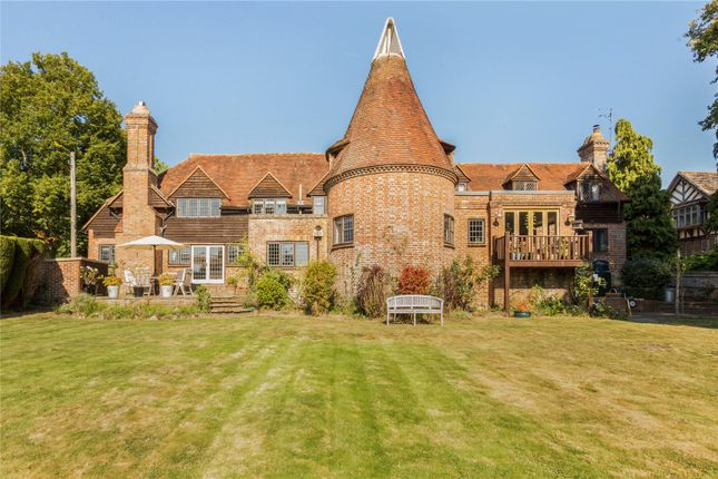 Thumbnail Detached house for sale in Old Surrey Hall, East Grinstead, West Sussex