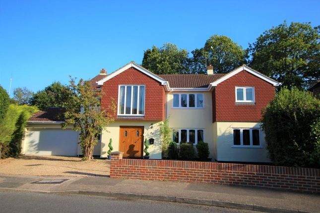 Thumbnail Detached house for sale in Beaufront Road, Camberley, Surrey