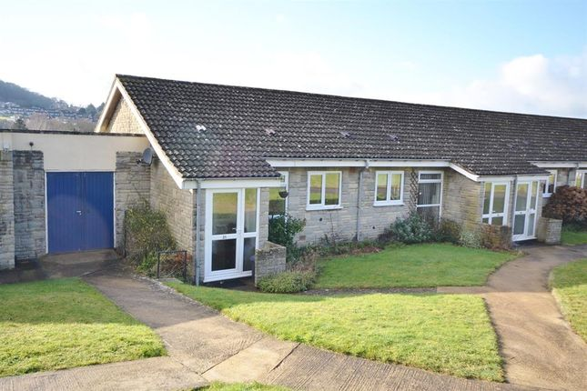 Thumbnail Terraced bungalow for sale in Elm Lodge, Cam, Dursley