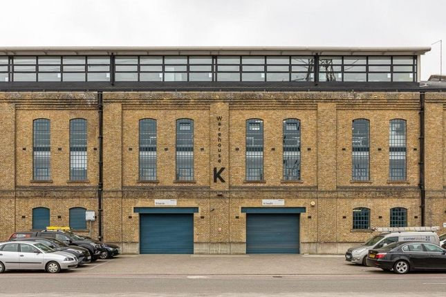 Thumbnail Office to let in Unit R1B, Warehouse K, Royal Victoria Docks, London