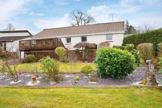 Thumbnail Detached bungalow for sale in Fishers Green, Bridge Of Allan, Stirling