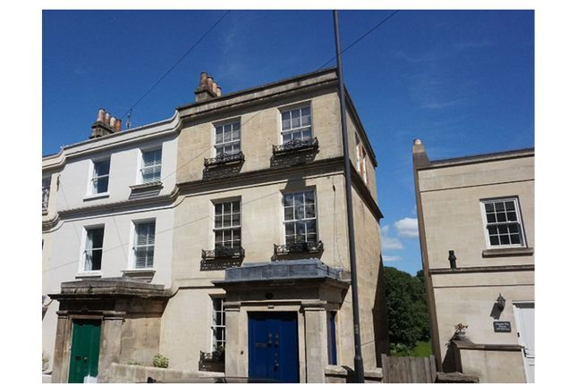 Thumbnail End terrace house for sale in Wellsway, Bath