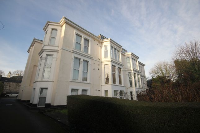Thumbnail Flat to rent in Mannamead Road, Mannamead Road, Mannamead